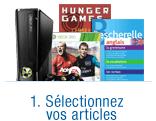 Echangez vos jeux contre des ch�que-cadeaux Amazon.fr