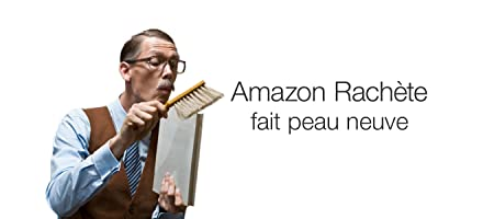 Amazon Rachète vos livres, jeux vidéo et consoles