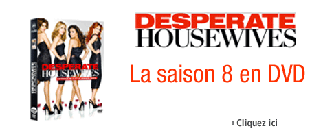 Int�grale Desperate Housewives Saisons 1 � 8