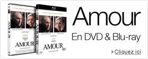 Amour en DVD & Blu-ray