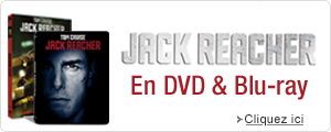 Jack Reacher en DVD & Blu-ray