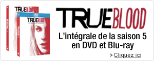 True blood Saison 5 en DVD & Blu-ray