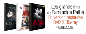 Les grands films du Patrimoine Path� en version restaur�e DVD & Blu-ray
