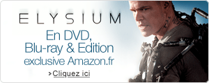 Elysium en DVD, Blu-ray & Edition exclusive Amazon.fr