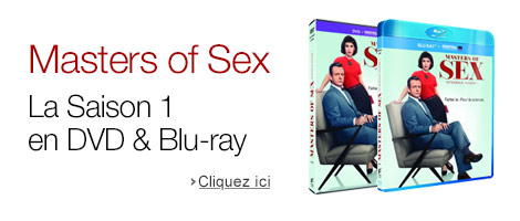 Masters of Sex - Saison 1 en DVD & Blu-ray