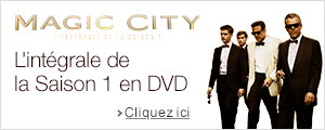 Magic City Saison 1 en DVD