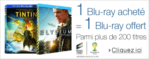 Op�ration Coupe du Monde FIFA 2014 : 1 Blu-ray achet� = 1 Blu-ray offert