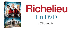 Richelieu en DVD