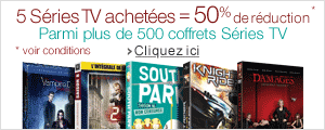 5 S�ries TV = 50% de r�duction