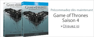 Game of thrones Saison 4 en DVD et Blu-ray