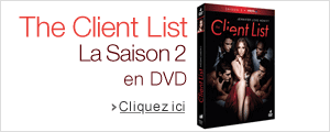 The Client List - Saison 2 en DVD