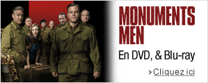 Monuments Men en DVD et Blu-ray