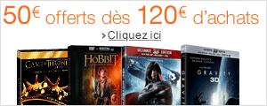 50 euros offerts dès 100 euros d'achats
