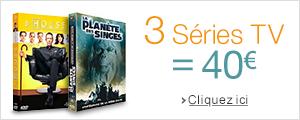 3 Séries TV achetées = 40 €