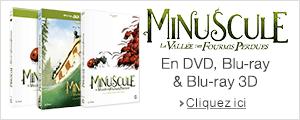 Minuscule, la vall�e des fourmis perdues en DVD & Blu-ray