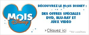 Promotions Mois Disney