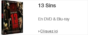 13 sins DVD, blu-ray