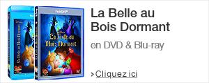 La Belle au Bois Dormant en DVD