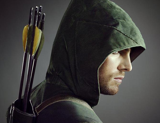Arrow Saison 3