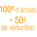 50 de rduction ds 100 d'achats de DVD, Blu-ray & Sries TV*