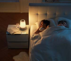 Philips Wake-up light HF3470