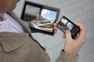 Appareil de poche très performant pour les photographes connectés