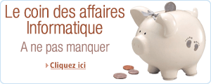 Le coin des affaires Informatique