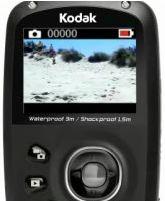 Caméscope de poche Kodak Zx5