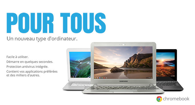 Chromebooks sur Amazon.fr