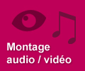 Montage audio/vid�o