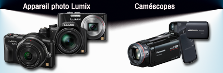 Panasonic Lumx Cam�scopes