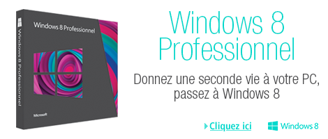 Passez � Windows 8