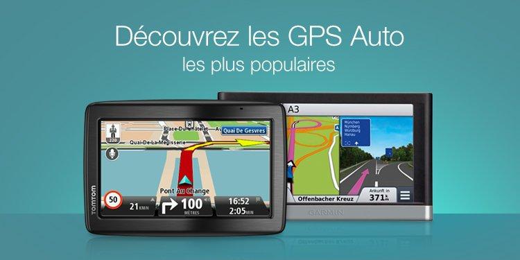 Les GPS les plus populaires