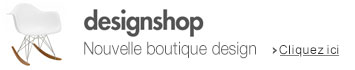 Designshop, nouvelle boutique design pour la maison