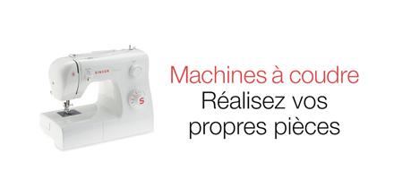 Machines à coudre