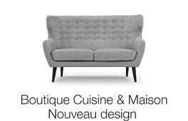 Nouvelle boutique Cuisine et Maison, nouveau design et plus d'idées déco