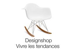 designshop, vivire les tendances