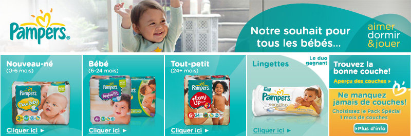Couche pampers taille 4 - Couches pampers 4 pas cher ...