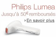 Promotion Philips Lumea