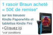 Braun Waterflex + Kindle