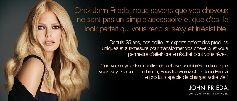 John Frieda sur Amazon.fr
