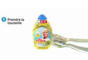 Mr Propre utilisation du produit
