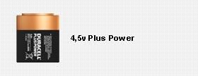 4,5v Plus Power