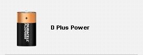 D Plus Power