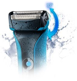 Braun Waterflex