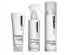 Des INCONTOURNABLES pour PRÉPARER et protéger les cheveux avant de les coiffer.