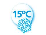 Skip 15°C