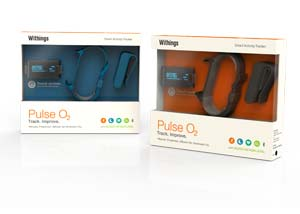withings pulse o2 box