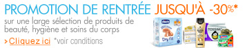 Promotion de rentree