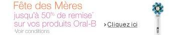 Oral-B Fête des mères